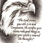 Like The Eagle Art Print