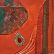 Like The Fabrics Of India Art Print