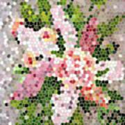Lilac Bouquet II  Art Print