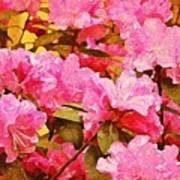 Lilac Candy Art Print