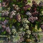 Lilacs Art Print by Tigran Ghulyan