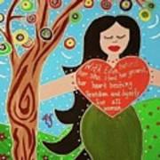 Lilith II Art Print