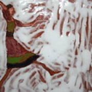 Lillian - Tile Art Print