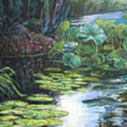 Lilly Pads Art Print