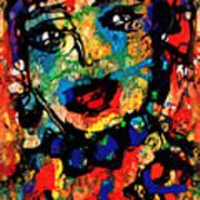 Lilyana Art Print