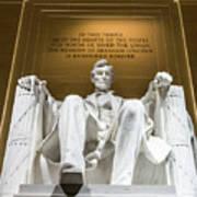 Lincoln Memorial 2 Art Print