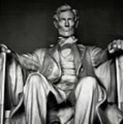 Lincoln Memorial Art Print by Daniel Hagerman