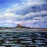 Lindisfarne. Art Print