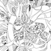 Mindfulness  Art Print