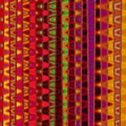Line Waves Art Print