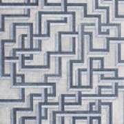 Linear Fermionic Transition Art Print