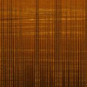 Linear Ripples 148 Art Print