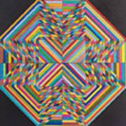 Linear Supersymmetry Art Print
