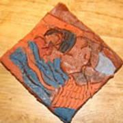 Lines - Tile Art Print