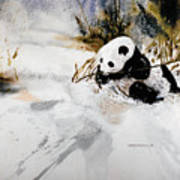Ling Ling Art Print