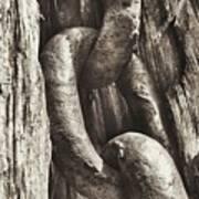 Links To Copper Harbor's Past Art Print