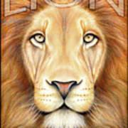 Lion Of Judah Art Print