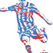 aac7922d1ea Lionel Messi F C Barcelona Argentina Pixel Art 6 Poster by Joe Hamilton