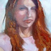 Lisa II Art Print