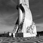 Lisbon 13b Art Print