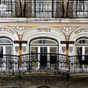 Lisbon 16 Art Print