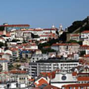 Lisbon 18 Art Print