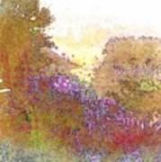Listen To The Stillness Art Print