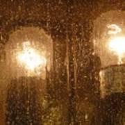 Lite Rain Art Print