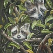 Little Bandits Art Print