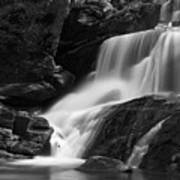 Little Bradley Falls #3 Art Print