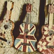 Little Britain, Big Sounds Art Print