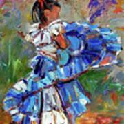 Little Dancer Art Print