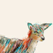 Little Deer Art Print