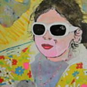 Little Diva  Art Print