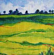 Little Landscape Art Print