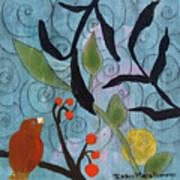 Little Nemo Bird Art Print