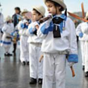 Little Sailors Art Print