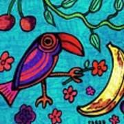 Little Toucan Art Print