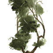 Little Tree 129 Art Print