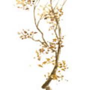 Little Tree 57 Art Print