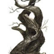 Little Tree 79 Art Print