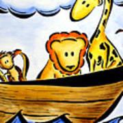 Littlebuddies Art Print
