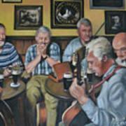Live At Matt Molloy's Pub Art Print