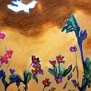 Living Earth Art Print