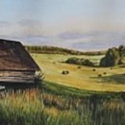 Living Land Art Print