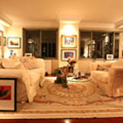 Living Room IIi Art Print