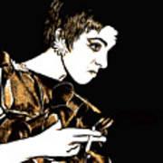 Liza Minelli Collection-1 Art Print