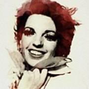 Liza Minnelli Art Print