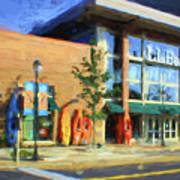 Ll Bean Store At The Promenade In Pa Art Print