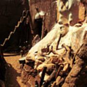 Lobi Altar 1999 Art Print